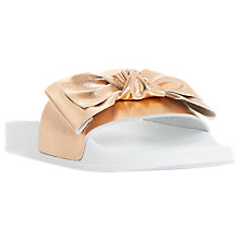 Buy Dune Lovelle Slider Sandals Online at johnlewis.com