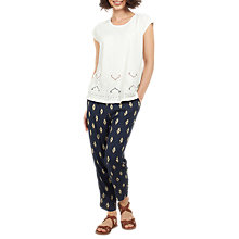 Buy Fat Face Rubia Top Online at johnlewis.com