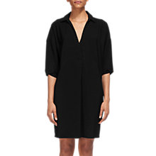 Buy Whistles Lola Dress, Black Online at johnlewis.com