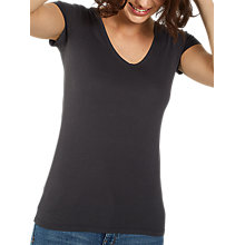 Buy Fat Face Hannah V-Neck T-Shirt Online at johnlewis.com