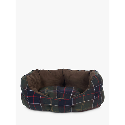 Image of Barbour Luxury Dog Bed