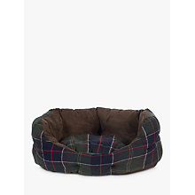 Buy Barbour Luxury Dog Bed Online at johnlewis.com