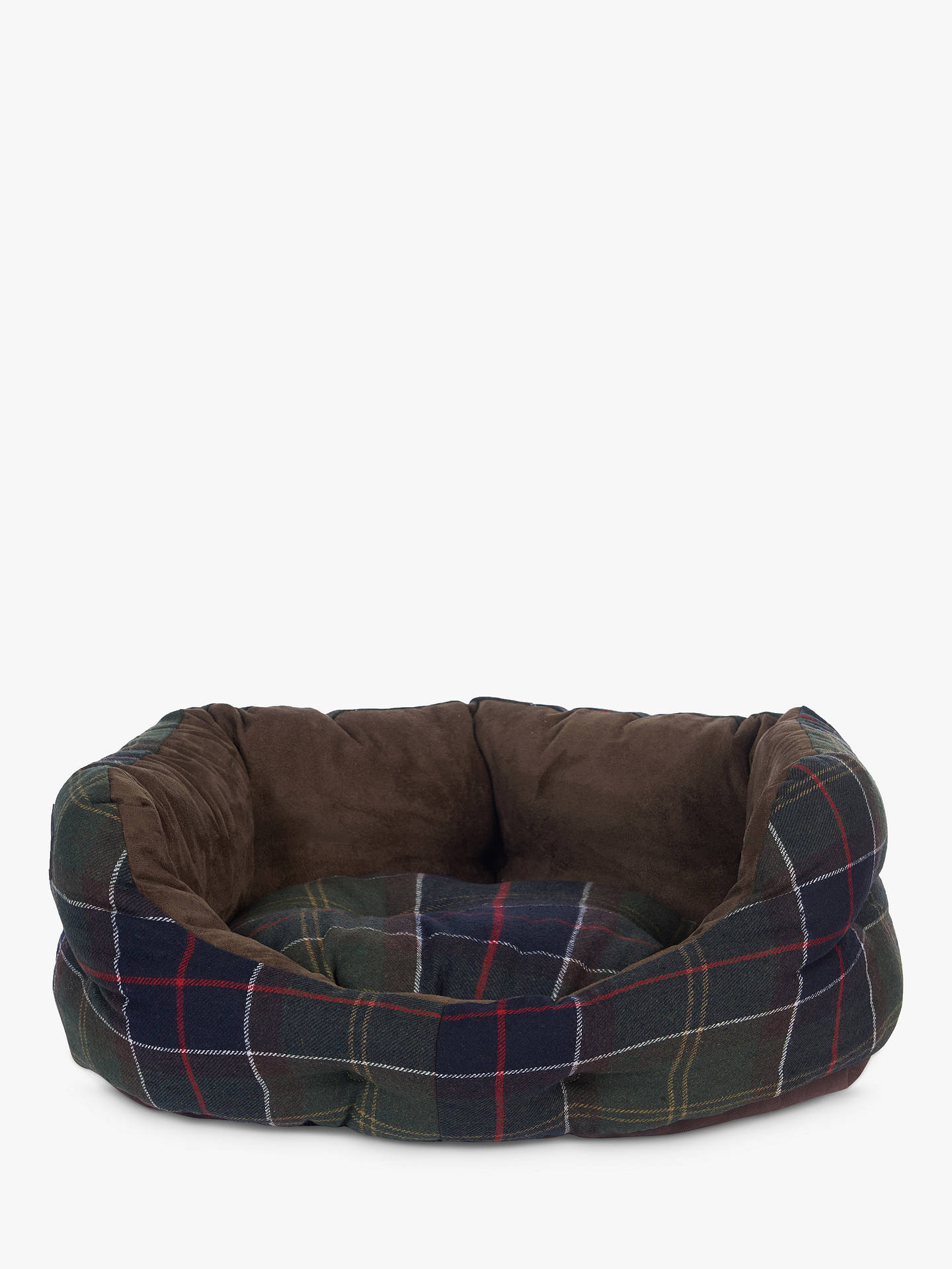 "Buy Barbour Luxury Dog Bed, 24"" Online at johnlewis.com"