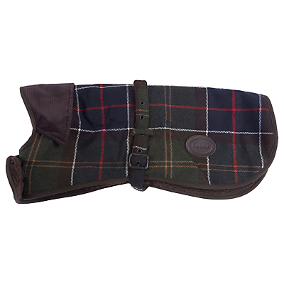 Image of Barbour Wool Dog Coat