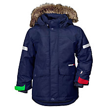 Buy Didriksons Boys' Storlien Kids Parka Jacket Online at johnlewis.com