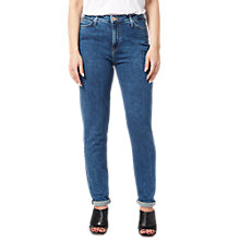 Buy Lee Mom Tapered Jeans Online at johnlewis.com