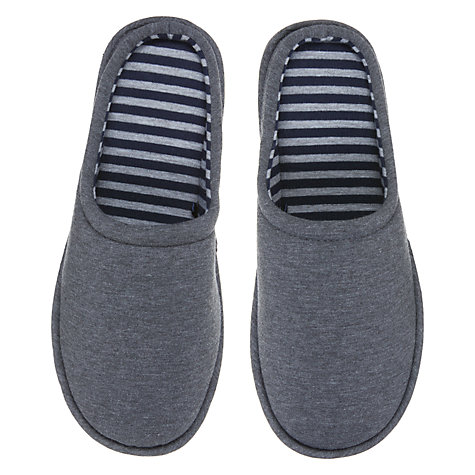 Buy John Lewis & Partners Insock Mule Slippers Online at johnlewis.com