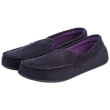 Buy Totes Sueduette Moccasin Slippers Online at johnlewis.com