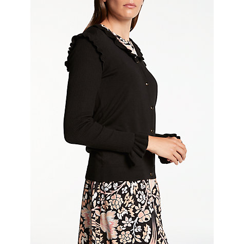Buy Somerset by Alice Temperley Frill Cardigan Online at johnlewis.com
