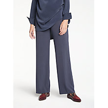 Buy Modern Rarity Boyfriend Trousers, Blue Steel Online at johnlewis.com
