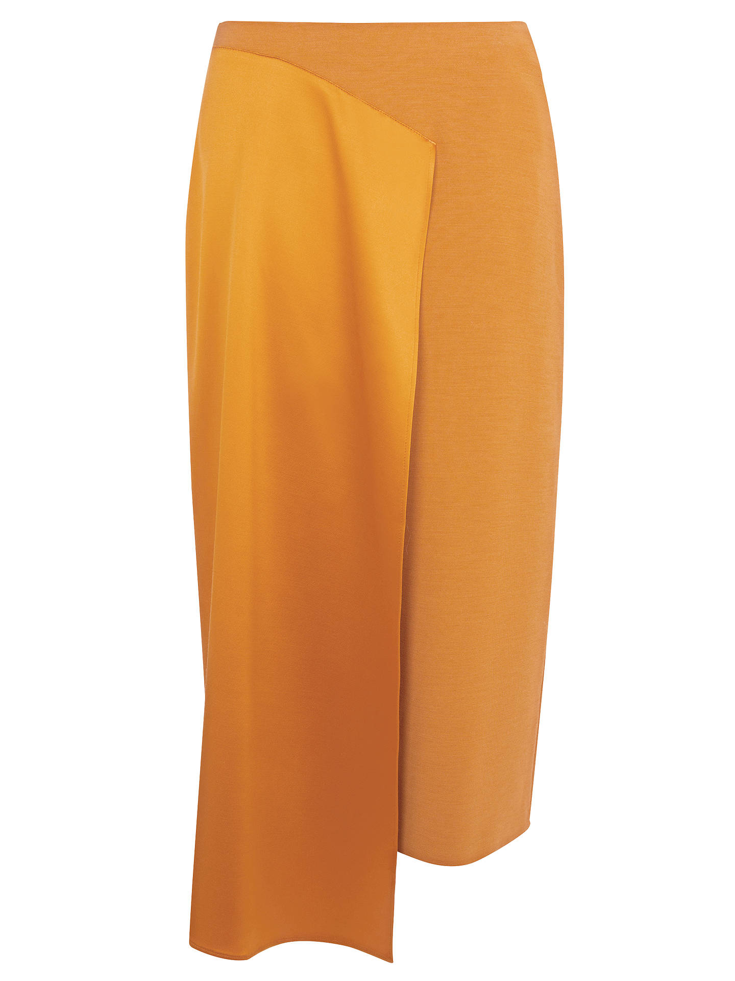 BuyModern Rarity Double Layer Skirt, Burnt Caramel, 8 Online at johnlewis.com