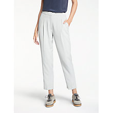 Buy Modern Rarity Peg Leg Trousers, Sky Blue Online at johnlewis.com