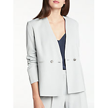 Buy Modern Rarity Soft Tailored Jacket, Sky Blue Online at johnlewis.com