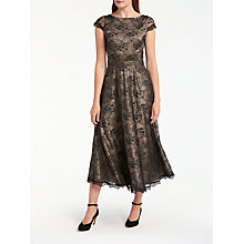 Buy Bruce by Bruce Oldfield Lace Dress, Black Online at johnlewis.com