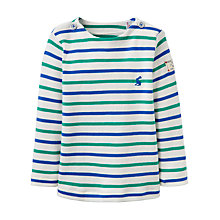 Buy Baby Joule Harbour Stripe Top, Multi Online at johnlewis.com