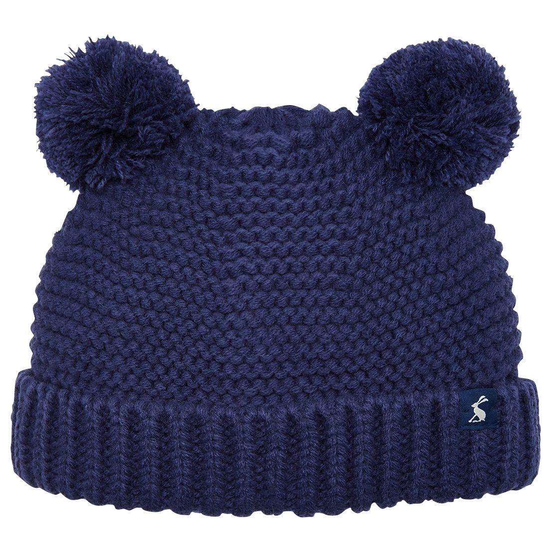 a292a9bb663337 Baby Joule Pom Pom Knit Hat at John Lewis & Partners
