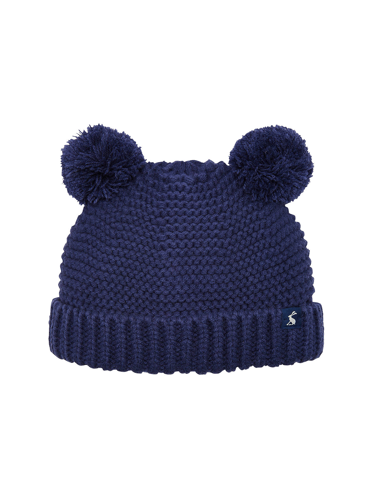 Baby Joule Pom Pom Knit Hat at John Lewis   Partners 02ca87a1c875