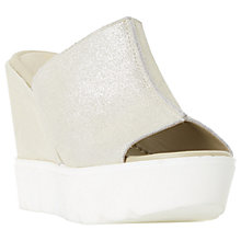 Buy Dune Kammi Wedge Heeled Mule Sandals Online at johnlewis.com