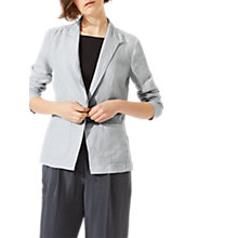 Buy Jigsaw Louisiana Linen Jacket Online at johnlewis.com