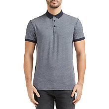Buy BOSS Orange Performer Short Sleeved Polo Shirt Online at johnlewis.com
