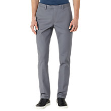 Buy Reiss Westbury Slim Fit Chinos, Airforce Blue Online at johnlewis.com