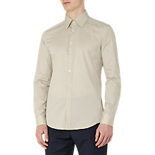Buy Reiss Havier Large Collar Slim Fit Shirt Online at johnlewis.com