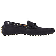 Buy Reiss Benton Suede Driving Shoes Online at johnlewis.com