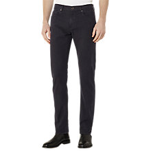 Buy Reiss Fugee Slim Jeans, Navy Online at johnlewis.com