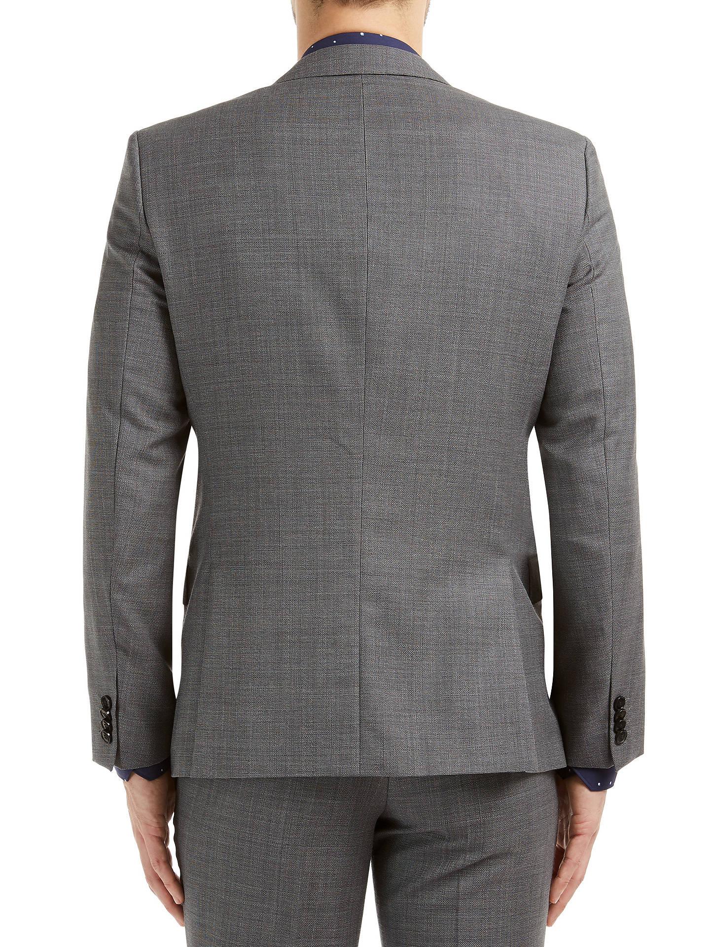 a31aeb141 ... Buy HUGO by Hugo Boss C-Huge1 Hopsack Slim Fit Suit Jacket, Medium Grey  ...