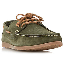 Buy Bertie Beach House Suede Shoes Online at johnlewis.com