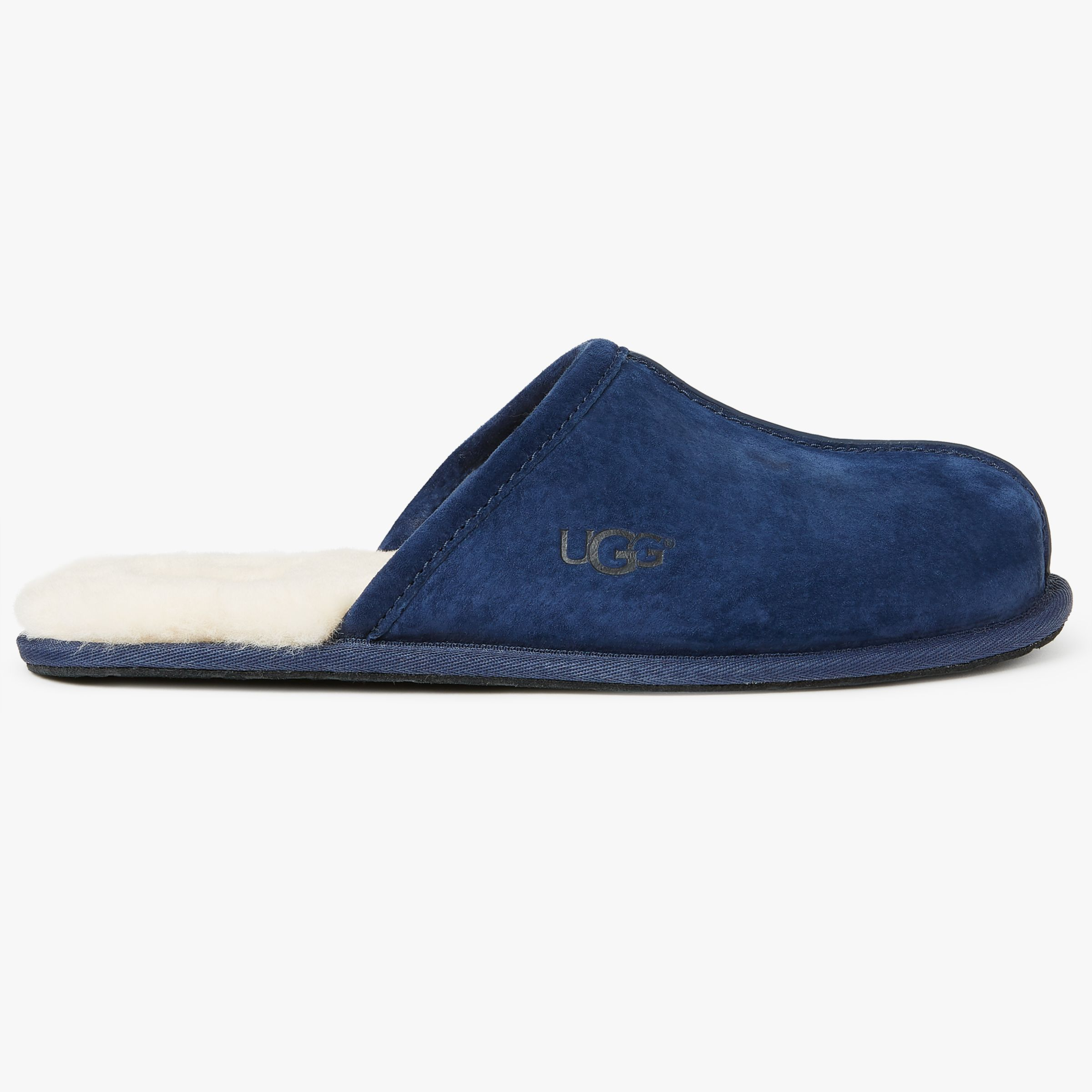 8eb7330d3 UGG Scuff Mule Suede Slippers at John Lewis & Partners