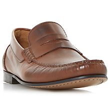 Buy Bertie Primus Leather Penny Loafers Online at johnlewis.com