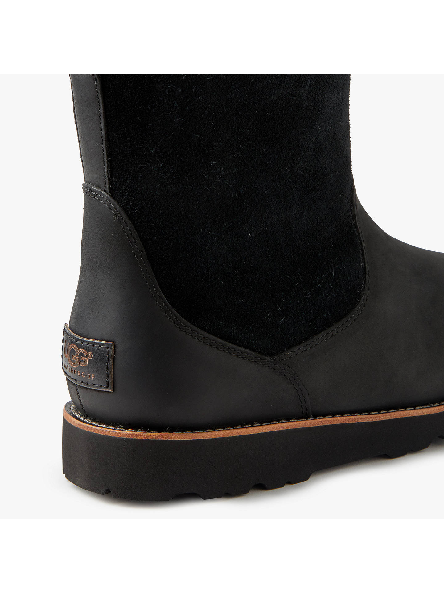 11ff33ef572 UGG Hendren Waterproof Boots at John Lewis & Partners