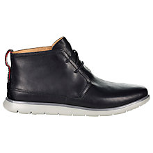 Buy UGG Freeman Waterproof Leather Boots Online at johnlewis.com