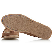 Buy Bertie Beach House Suede Shoes, Tan Online at
