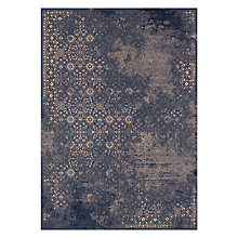 Buy John Lewis Belize Rug, Blue Online at johnlewis.com