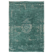 Buy Louis de Poortere Medallion Rug, Jade Online at johnlewis.com