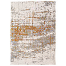 Buy Louis de Poortere Columbus Rug, Gold Online at johnlewis.com