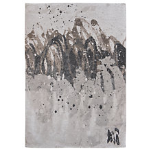 Buy Louis de Poortere Waves Rug, Grey Online at johnlewis.com