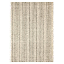 Buy John Lewis Croft  Collection Milford Stripe Rug, Steel Online at johnlewis.com