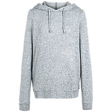 Buy Fat Face Weston Soft Lounge Hoodie, Chambray Online at johnlewis.com