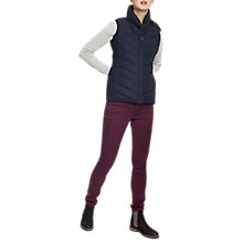 Buy Joules Larkhill Padded Gilet Online at johnlewis.com
