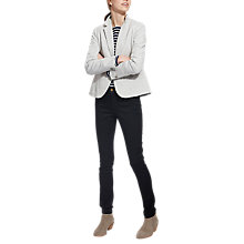 Buy Joules Monroe Skinny Jeans, Black Online at johnlewis.com