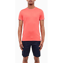 Buy Ted Baker Pik Cotton Crew Neck T-Shirt Online at johnlewis.com