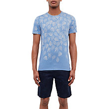 Buy Ted Baker Montana Print T-Shirt Online at johnlewis.com
