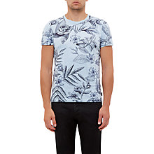 Buy Ted Baker Peggi Floral T-Shirt Online at johnlewis.com