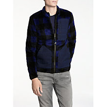 Buy Denham Mountain Jacket, Shadow Black Online at johnlewis.com