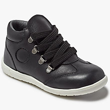 Buy John Lewis Children's Atticus Boots, Black Online at johnlewis.com