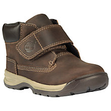 Buy Timberland Children's Timber Tykes Boots, Tan Online at johnlewis.com