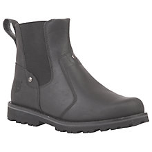 Buy Timberland Children's Asphalt Chelsea Boots, Black Online at johnlewis.com